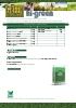 Fertilizante de liberación lenta microgranulado Hi-Green 13-0-17 + 6 MgO