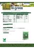 Fertilizante de liberación lenta microgranulado Hi-Green 16-26-10 + 3 MgO