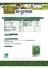 Fertilizante de liberación lenta microgranulado Hi-Green 22-5-10 + 2MgO
