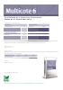Fertilizante de liberación controlada Multicote 6 14-7-24 con micronutrientes