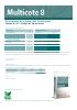 Fertilizante de liberación controlada Multicote 8 15-7-15+2MgO con Micronutrientes