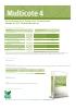 Fertilizante de liberación controlada Multicote 4 15-15-15 con Micronutrientes