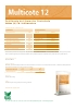 Fertilizante de liberación controlada Multicote 12 17-6-14 + Micronutrientes