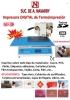 NOVEDAD - Impresora Digital de Termoimpresión