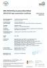 Declaración conformidad EN15154-1-DVGW
