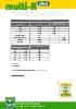 Multi-K pHast: Nitrato potásico con bajo pH