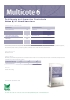 Multicote (6) 14-7-24 + ME: Fertilizantes de liberación controlada