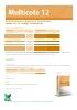 Multicote (12) 14-7-14 + 2MgO + ME: Fertilizantes de liberación controlada