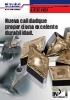 Placas CVD para el torneado de aceros