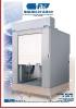 Lavadora de estanterías y estructuras