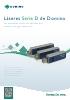Láser Vectorial Serie D de Domino