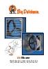 Ventiladores con mecanismos de correa, alta potencia y bajo consumo