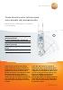 Termómetro por infrarrojos con sonda de penetración-testo 104 IR