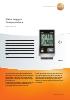 Data logger temperatura-testo 175-T3