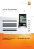Registrador de datos: presión, temperatura y humedad-testo 176 P1