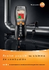 Analizador de combustión-testo 330 LL