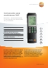 Instrumento para mediciones VAC-testo 445