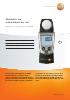 Medidor de intensidad de luz-testo 540