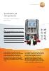 Analizador de refrigeración-testo 570