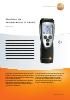 Medidor de temperatura (1 canal)-testo 720