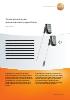 Termómetro de penetración/superficie-testo 905