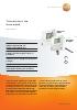 Transmisor de humedad-testo 6621