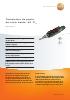 Transmisor de punto de rocío hasta -45 °Ctd-testo 6740