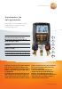 Analizador de refrigeración-testo 550
