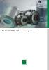 Filtros para compresores MANN+HUMMEL (inglés) MANN+HUMMEL filters for compressors