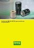 Productos MANN-FILTER para surtidores de gasolinera