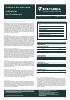 Informe Industrial 1S 2013