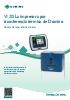 Impresión por transferencia térmica con Serie V120i de Domino