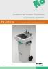 GranulateContainer para istema de llenado automático RobaFeed