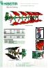 Arados reversibles con puntera, tajo variable hidráulico - Serie AVV-H Hibema