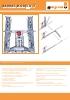Barras de pulverización modelos i7 de Gaysa