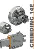 Catálogo específico de sistemas de amarre para rectificadora. GRINDING 14E