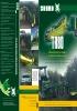 Recolectores de aceitunas y frutos pendulantes Mod.TR80 de Sicma
