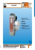 Medidores interruptores de caudal