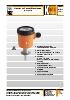 Monitor de caudal electrónico para líquidos