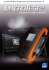 MACROTESTG3 Instrumento profesional para la prueba de seguridad sobre instalaciones domésticas e industriales con conexión óptica/WiFI
