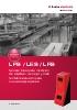 LPS / LES / LRS - Sensor lineal para medición de objetos - la mejor y más rentable solución para muchas aplicaciones