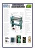 Cilindros mecánicos modelo: 8266