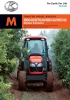 Tractores estrechos de la Serie M - 6040/7040/8540/9540