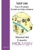 Manual técnico durabilímetro Holmen
