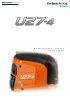Miniexcavadora 2590 kg KUBOTA U27-4 giro cero
