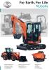 Catálogo general de productos - características técnicas