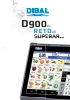Catálogo balanzas DIBAL D-900 Renovadas