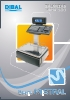 Catálogo balanzas DIBAL Serie Mistral (Gama 500)