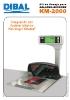 Catálogo kit escáner DIBAL KM-2000