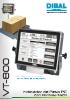 Catálogo visores DIBAL VT-800